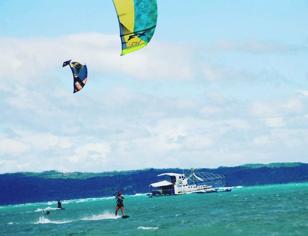 Check This Out Photography Beachlife Boracay2015❤️ Taking Photos bolabogbeach watersports philippines