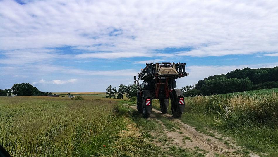 Horsch Harvesting Agriculture Travel Farm Farm Life