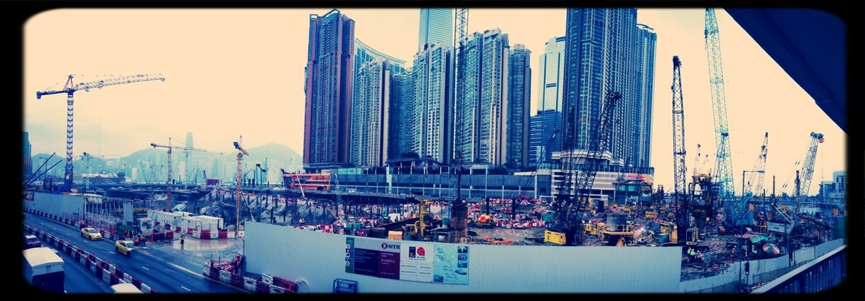 Panorama Underconstruction