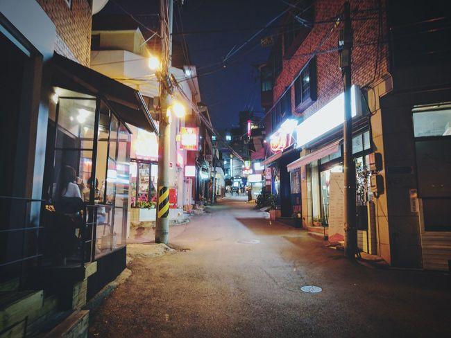 EyeEm Selects itaewon Night Korea