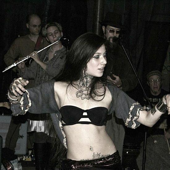 Bellydance Love It Phsycedelic Tribal Bellydancer Performing