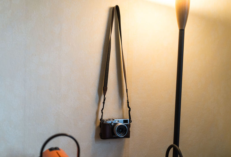 A good camera can also be used as part of the interior design :) Retro Styled Fujifilm Home Interior Illuminated Electricity  Technology Interior Design X100t Available Light Electric Lamp Indoors  Hanging