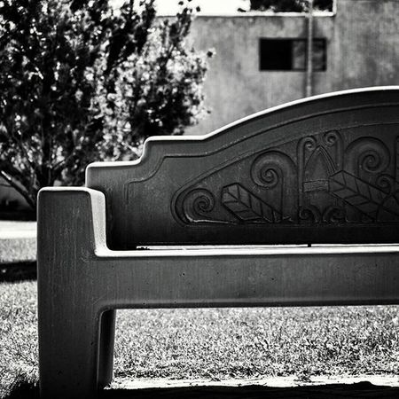 Bench Park Westcliffe Colorado Bnw Blackandwhite Rustic Rural Travel Rockymountains Smalltown Nikon D3300