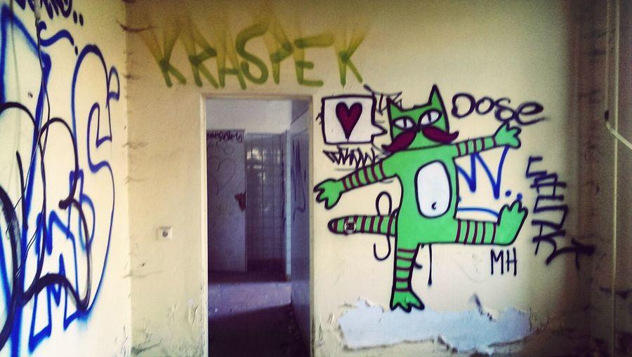 Abandoned Places Zombie Hospital