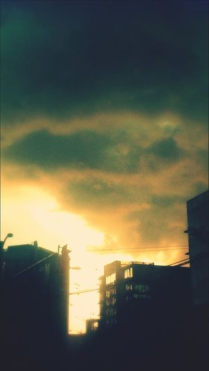 """Burning Skies Andrography Phoneography """"The Horror Did Me Good..."""""""