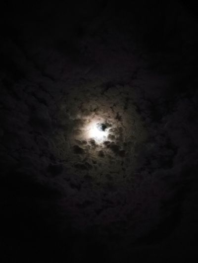 Moonlight Darknight Darkness And Light Shadows & Lights Scary Sky Outdoors Night Photography EyeEm Nature Lover Midnight Sun Black EyeAmNewHere Moon
