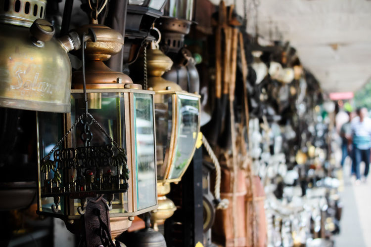 #Business #BusinessOnTheRoad #antique Shop #antiques #fleamarket #lamp #market #oldstuff Day Hanging No People Outdoors #historical