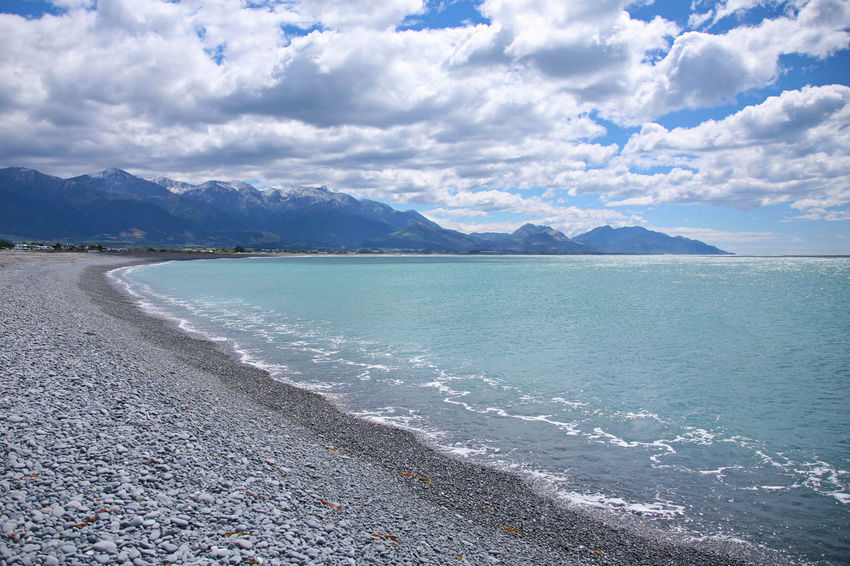 Coastline Kaikoura Kaikoura New Zealand New Zealand Beauty New Zealand Scenery New Zealand Landscape New Zealand Photography Beauty In Nature Cloud - Sky Coast Coastal Day Kaikoura Beach Mountain Mountain Range Nature New Zealand Outdoors Scenics Sea Sky Tranquil Scene Tranquility Water