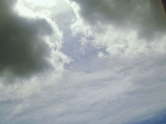 Cloud And Sky Sunday