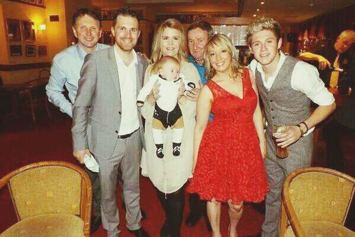 perfect family ♥ Niall Horan Theo One Direction Horan Family