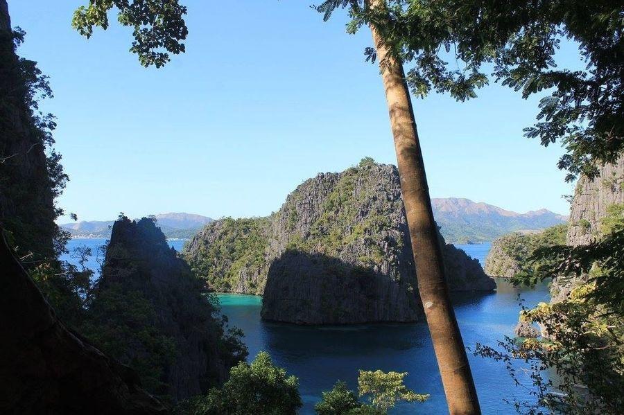 beautiful hidden paradise Coron, Palawan 4th Anniversary  Canonphotography Eyeem Philippines 👍👌🏊☀😎☁🗾🏄⛅🌞
