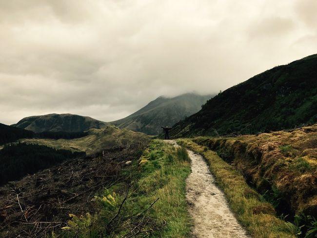 West Highland Way Mountain
