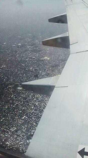 Argentina Fly In The Sky