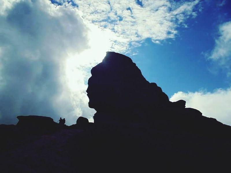 Early Morning Mountains Sfinx Bucegi