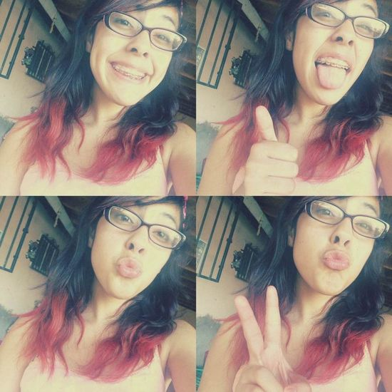 just bored being myself Taking Photos Ducklipssss❤ BeingMyself Peace ∞