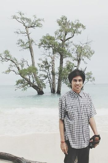 Hello World Mybrother BandaAceh Iloveaceh Anakaceh Eyeem Aceh EyeEm Indonesia At The Beach