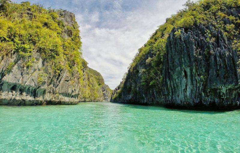 The Essence Of Summer Visiting El Nido, Palawan Elnidopalawan Visitphilippinesagain2016 Philippines Color Of Life