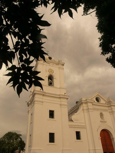 Catedral CatedralSantaMarta Architecture Cielo City Historical Place History Day