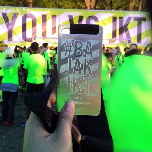 Just do it ✔ NikeRun BAJAKJKT 10k