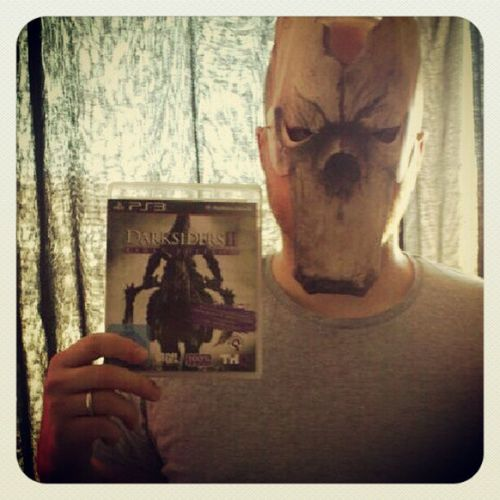 Its time..... To die! Ps3 Playstation . Darksiders2 Death