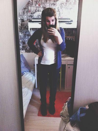 Selfie MeMyself Girl