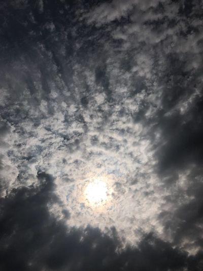 Sans Filtre Avant L'orage No Filter Before The Storm Sarlat Ciel Et Nuages