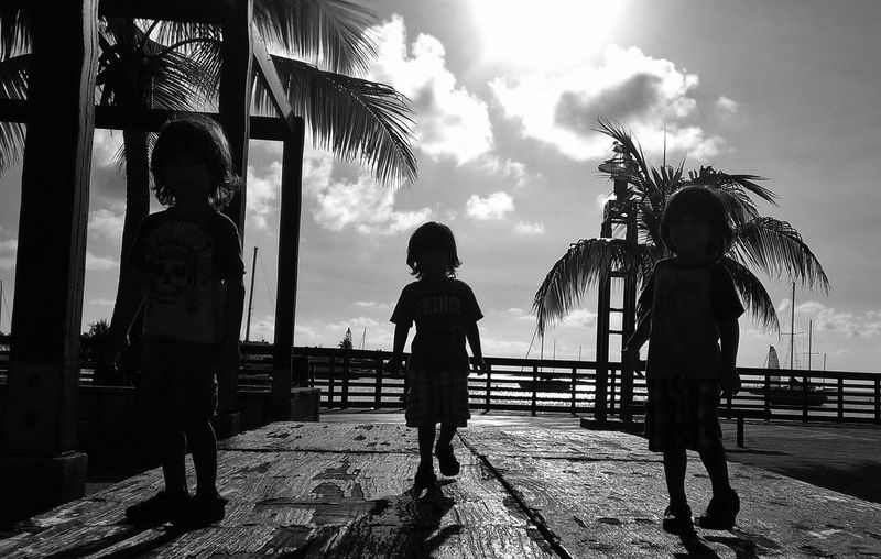 Bw_collection AMPt_community EyeEm Best Shots - Black + White Family Matters