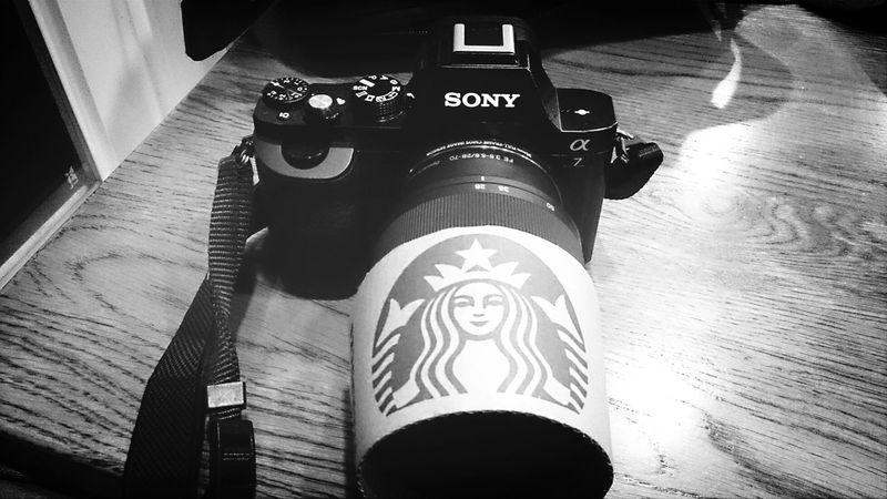 Relaxing Coffee Camera