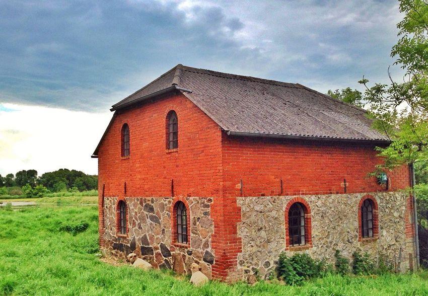 In the country. ☀️ Denmark Enjoying Nature Historical Building Tadaa Community EyeEm