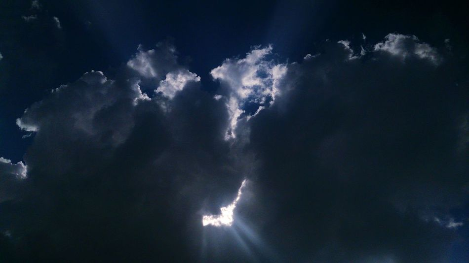 Sony Xperia ZL PhonePhotography Curitiba The Rain Is Coming