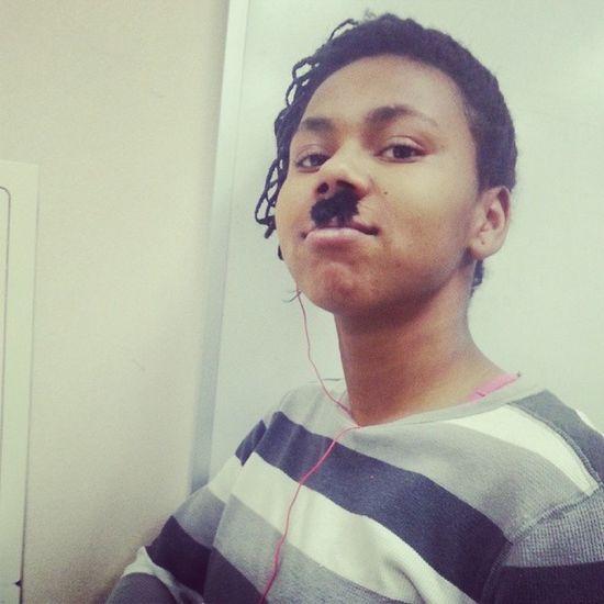 My baby mamma is Hitler . LMAO StraightThuggin Porsha SheDontFuckAround