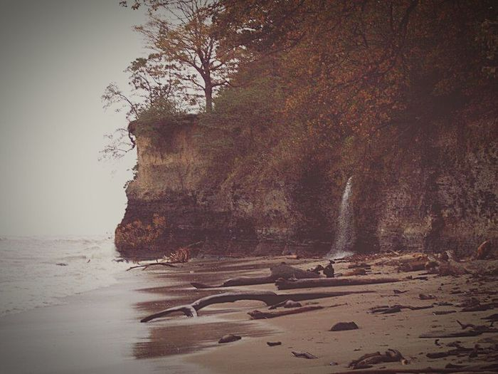 Nature Water Barcelona, Ny Beauty In Nature Splashing Wave Beach Tranquility Waterfall No People Lake Erie
