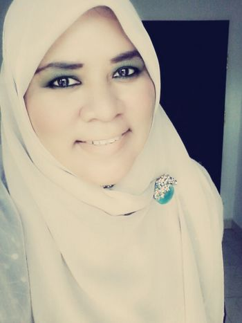 Me Myself And I Selfie :) Hijabi Indonesian Hijabers