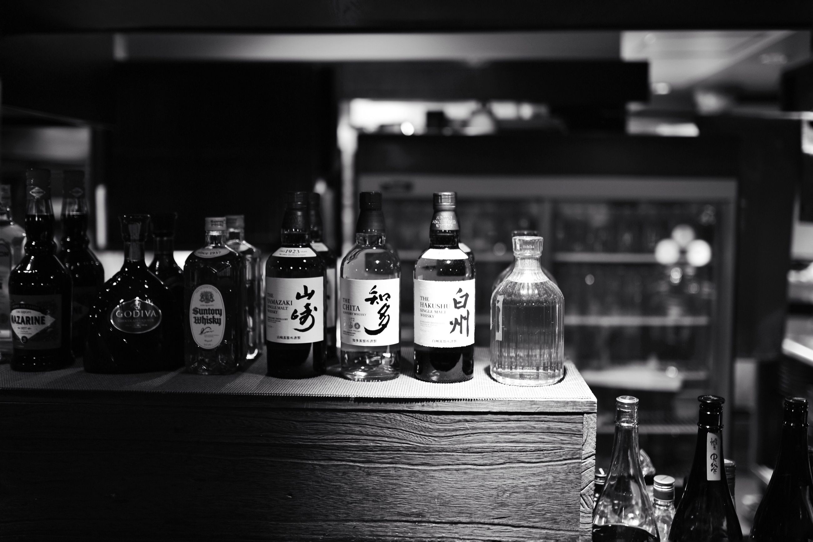 illuminated, large group of objects, focus on foreground, arrangement, variation, selective focus, in a row, still life, choice, close-up, side by side, abundance