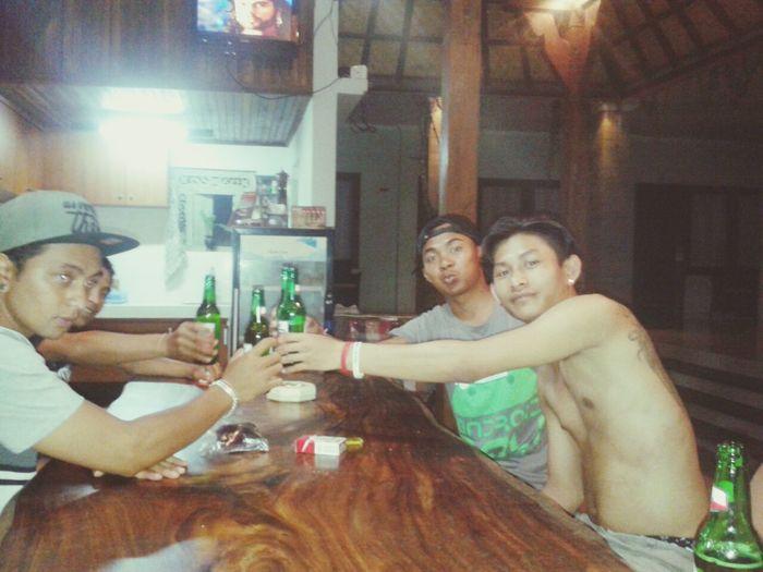 Bintang Beer Chers Relaxing Photos Around You