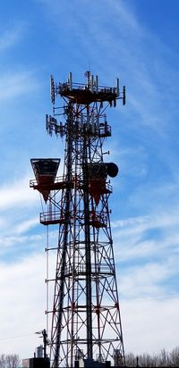 Technology Global Communications Communication Direction Antenna - Aerial Sky Cloud - Sky Communications Tower Tall - High