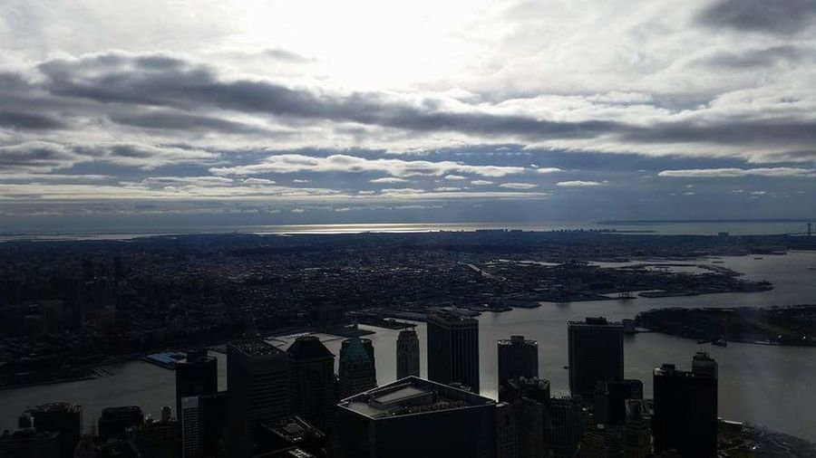 Manhattan Cityscape Skyscraper NYC Manhattan
