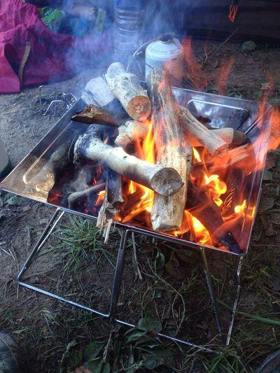 Camping 가을 놀이...1박2일 날씨가 쌀쌀 하네요....서해 태안