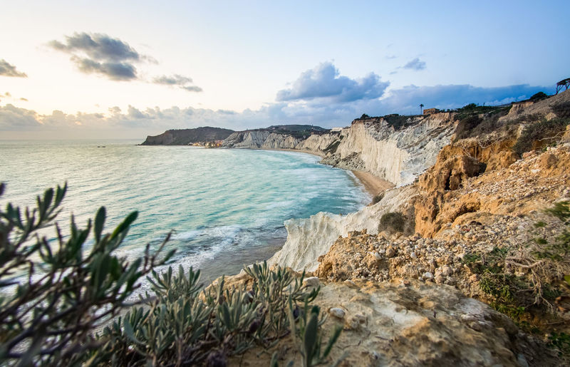 Sea Sicily