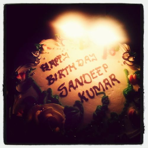 Happy Birthday! Cake♥ Partypartyparty