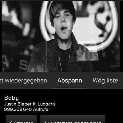 Only 692.560 views left to 1Billion ! BeliebersGoHard JustinBieberBirthdayPresent 20 in 7Days ♥