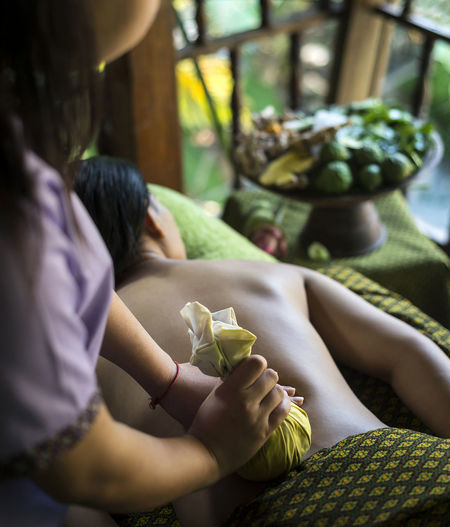 natural asian beauty spa traditional massage treatment in Thailand ASIA Asian  Exotic Natural Thai Asian Spa Beauty Salon Beauty Spa Beauty Treatment Massage Spa Thai Massage Traditional Treatment Tropical Women