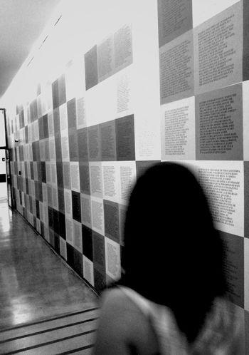 140caracteresMAM São Paulo Monochrome