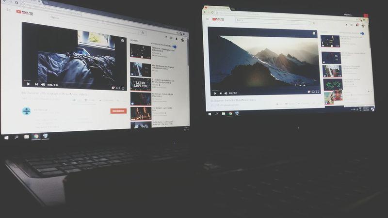 Technology Computer Screen