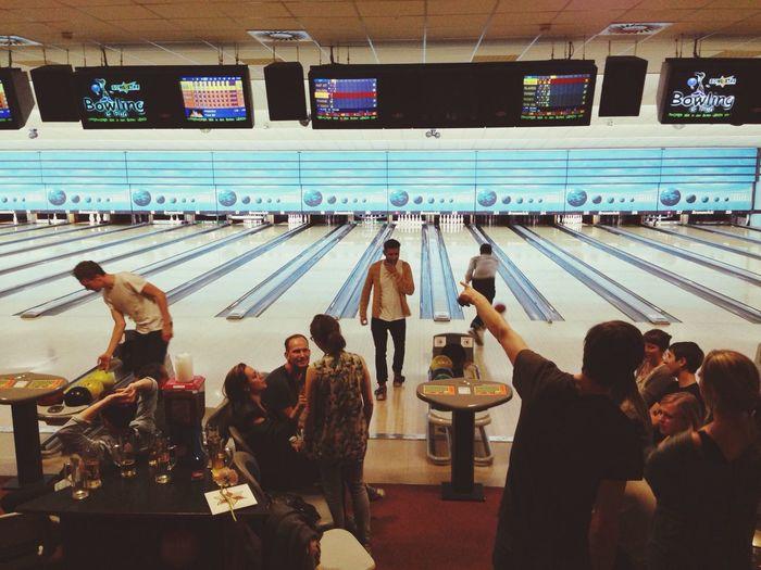 Birthday Bowling Like A Boss