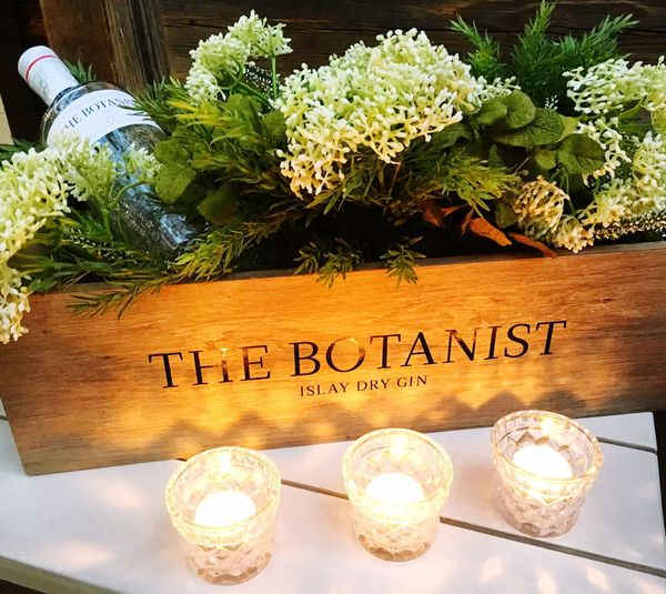 Spending time with the team at The Botanist gin 🍸 Lcw Londoncocktailweek London GIN Gin Tonic