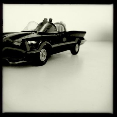 To the Batmobile! Ta na na na na na na na na... Batman! Toy Toyphotography Toys Actionfigure collection toystagram hipstamatic