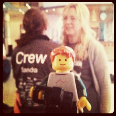 Auch über diesen Kanal nochmal Danke an die Campixx crew Berlintourist LEGO