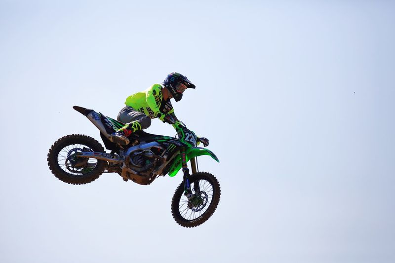 You want to fly Velocity Race Exhibition Imolacircuit Sports Photography Motocross MXGP Tamron150600mm Canon5Dmk3 Motorcycle Motocross Mode Of Transportation Stunt Transportation Headwear Helmet Extreme Sports Sport One Person Motorsport Jumping Skill  RISK
