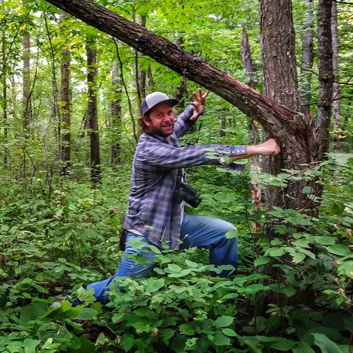 Mix Yourself A Good Time My Two Favorites  Naturelover Handsome Photographer Forest Photography Tough Guy Humor In Nature